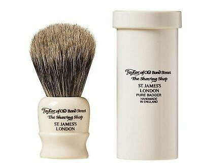 Taylor of Old Bond Street Travel Shaving Brush