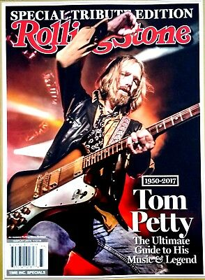 Rolling Stone Special Tribute Edit. Tom Petty 1950-2017 Ultimate Guide 2017 NEW