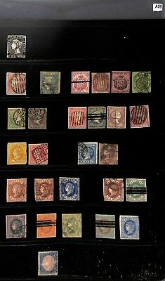 A09-Spain Classics Selection- Mint & Used