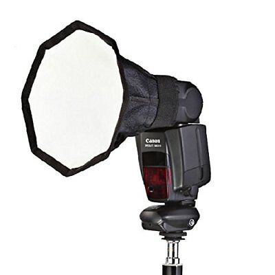 "PhotoTrust 8""×8"" 20cmX20cm Universal Collapsible Round Studio Softbox Flash for"