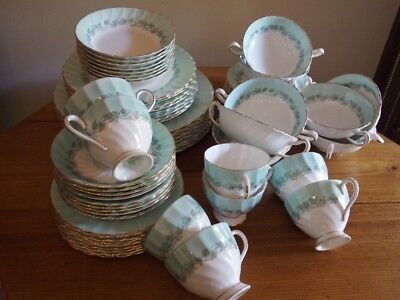TUSCAN  VINTAGE Dinner Set – 64 piece – Made in England