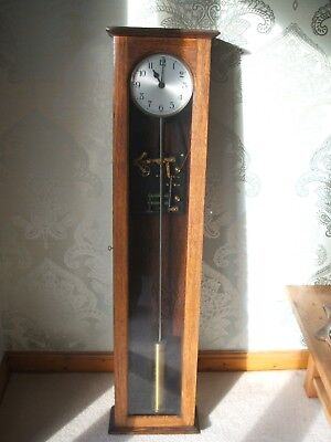 Synchronome Style Electric Master Clock rare antique C 1930?