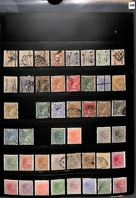 A36- Greater Antilles - High Catalogue Collection-Mint & Used