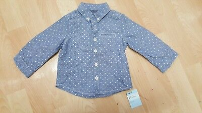 baby boys shirt 6-9 months NWT