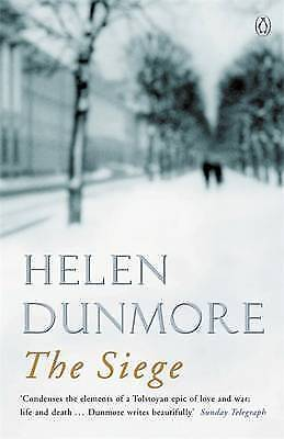 The Siege, Dunmore, Helen, Very Good Book