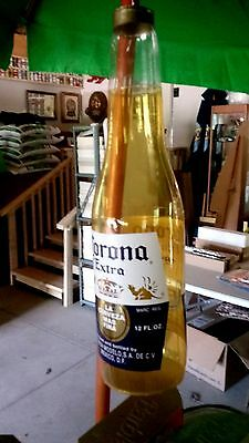 Corona Extra Beer Bottle Inflatable Great for the Pool and Man Cave