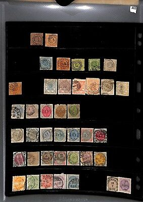 A63-Denmark Classic Collection - High Catalogue - Mint & Used