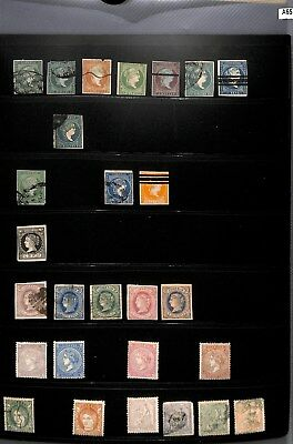A65 - Greater Antilles - Mint & Used