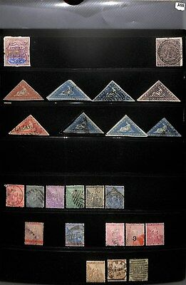 A66- Cape of Good Hope Collection Mint & Used