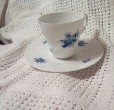 Rosenthal  Studio Line Blue Rhapsody coffee cups and saucers (2)