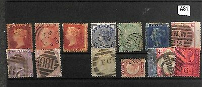 A81-GB– Collection mint & used