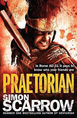 Praetorian (Roman Legion 11), Scarrow, Simon, New condition, Book