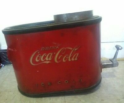 rare vintage Coca-Cola table top dispenser early 1900s soda fountain lot#34 used
