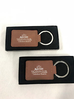 Marriott Vacation Club Lakeshore Reserve Key Chains - FREE SHIPPING