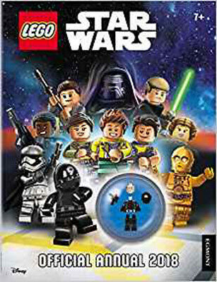 The LEGO® STAR WARS: Official Annual 2018 (Egmont Annuals 2018), New, Egmont Pub