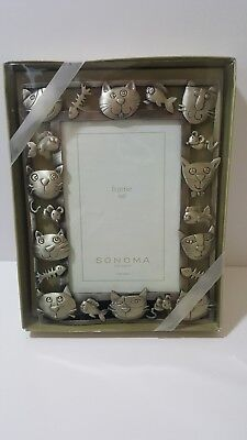 Cat Picture Frame - Sonoma Life and Style Collection