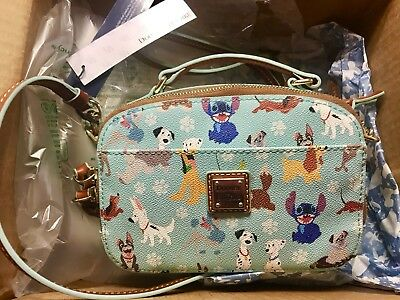BNWT Dooney Bourke Disney Dogs Ambler Tote Purse **SOLD OUT**
