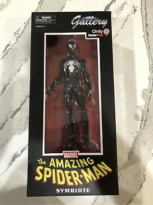 Diamond Select AMAZING SPIDER-MAN SYMBIOTE Gamestop Marvel Gallery NEVER OPENED