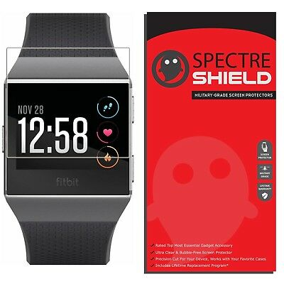 [8-PACK] Spectre Shield Screen Protector for Fitbit Ionic (Military-Grade)