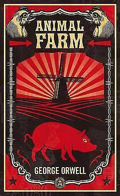 Animal Farm by George Orwell (Paperback) Brand New Book