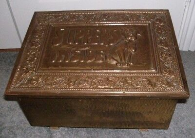 Vintage Slipper Box
