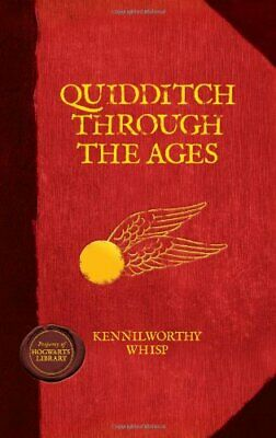 Quidditch Through the Ages Book The Cheap Fast Free Post
