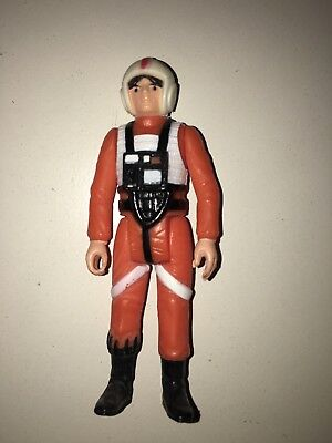 Star Wars Vintage Figur Luke Skywalker X-Wing Pilot Outfit