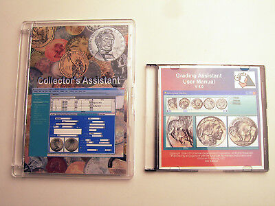 Collector's Assistant & Coin Grading Assistant Software