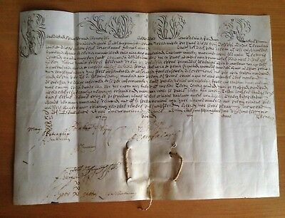 LAC VERY RARE Parchment Vellum 1723 in the name of Pope BENEDICT XIII (P ORSINI)