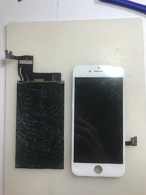 iPhone 7 Cracked Glass Screen Repair  Refurbish Service OEM
