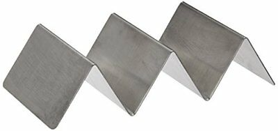 Winco TCHS-23 2-3 Compartments Stainless Steel Taco Holder