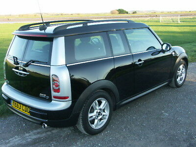 2013 Mini Clubman One D not Cooper FSH lovely condition Last minute XMAS present