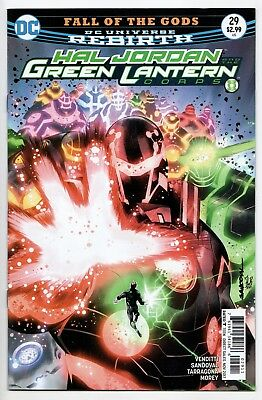 Hal Jordan and The Green Lantern Corps #29 Rebirth Main Cover (2017) New (VF/NM)