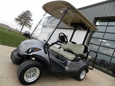 Yamaha Drive Electric Golf Cart FREE SHIPPING IN LOWER 48!!!!!! NO RESERVE!!!