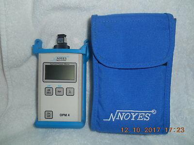 AFL NOYES OPM 4-4C Fiber Optic Power Meter