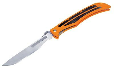 Havalon Knives XTC-115BLAZE Baracuta Blaze Folding Hunting Knife NEW