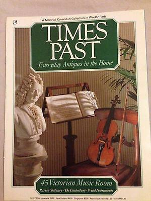 The Victorian Music Room -  Antique / Collectables Magazine