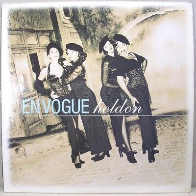 En Vogue Hold On (Tuff Jam Mixes) Vinyl Single 12inch East West Records