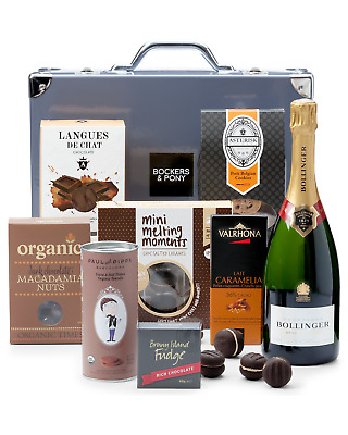 Bockers & Pony Bollinger + Chocolate Hamper