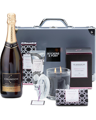 Bockers & Pony Little Black Dress Hamper