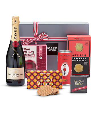 Bockers & Pony The Joy Of Moet Chandon Hamper