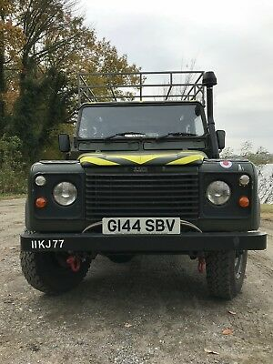 1989 Land Rover Defender 110 1989 Land Rover 110 (Defender), RHD v8 90k miles