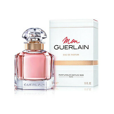 Profumo Mon Guerlain 50 Ml Eau De Parfum Vapo Natural Spray -