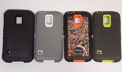 OtterBox Defender Series Case for Samsung Galaxy S5 Face Only No screen - colors