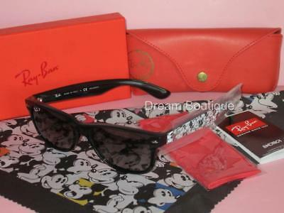 Ray Ban Disney 2017 Mickey Mouse Limited Release Sunglasses NWT