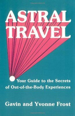 Astral Travel by Frost, Yvonne Paperback Book The Cheap Fast Free Post