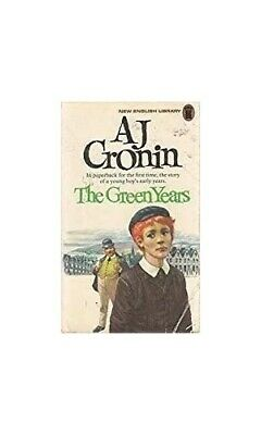 The Green Years by A. J. Cronin Paperback Book The Cheap Fast Free Post