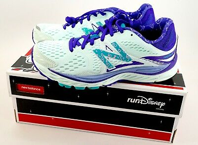 NEW Run Disney 2017 New Balance Mad Tea Party Women Running Shoes Size 7-11.5