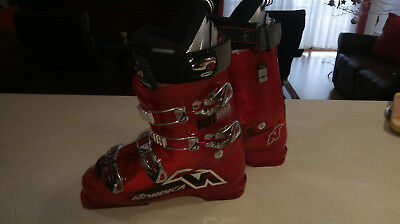 NORDICA Hot Rod Ski boots, size UK9, US10, used for one day!