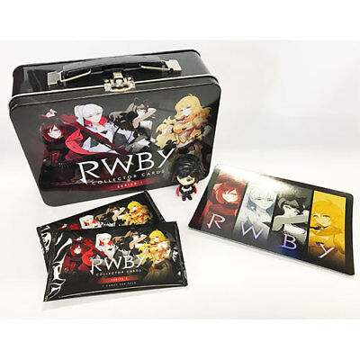 RWBY - Collector Cards Series 1 - Collector Tin NEW * Collector Cards
